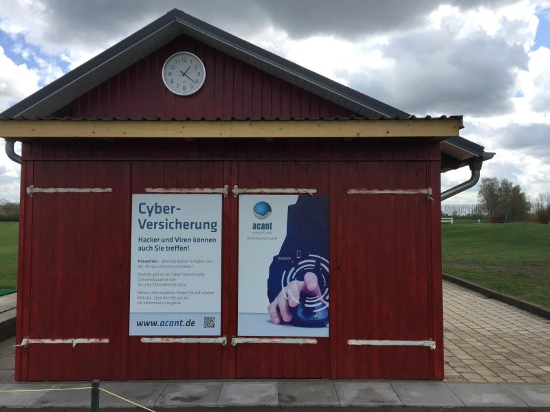 Hinweise zur Cyberversicherung auf dem Golfplatz Wall.Handicap verbessern!