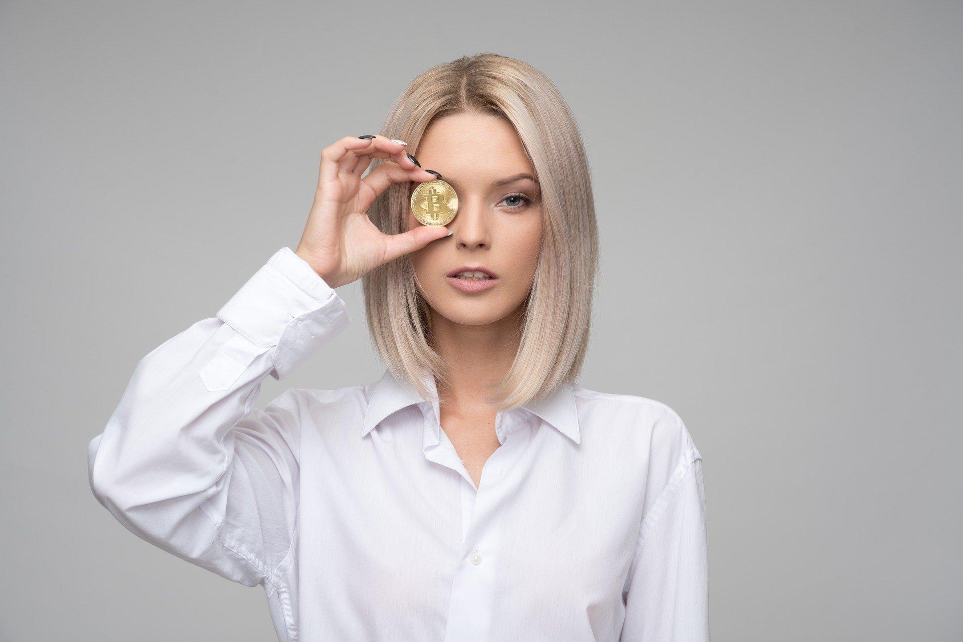 Bitcoin versichern - geht das? Symbolbild: Icons8_team via Pixabay